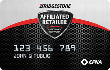 bridgestone card